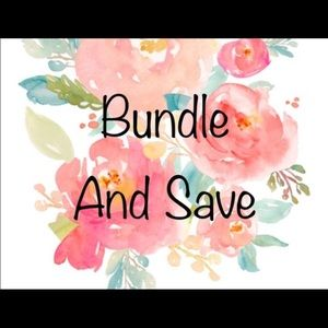 Make an offer and bundle up!!